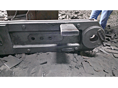 Oil Field Pump Jack Crank Arm