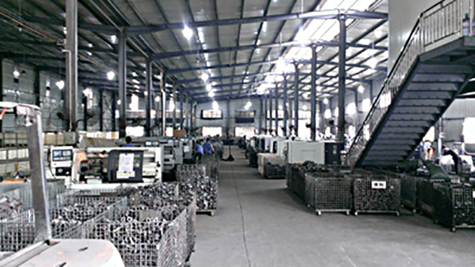 SIGMA OEM Pump and Valve Fabrication Facility