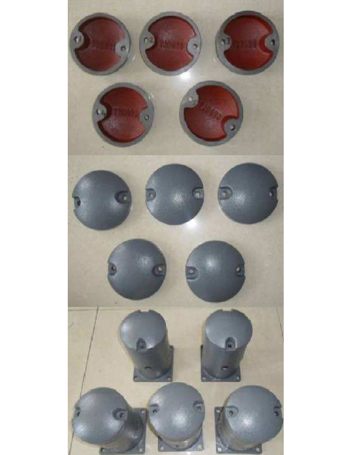 Elevator Motor Housings and Covers in Cast Iron